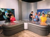 2017-18 Συνέντευξη στην TV100